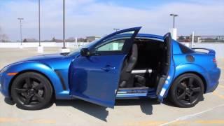 2005 Mazda RX-8 Walkaround And Test Drive