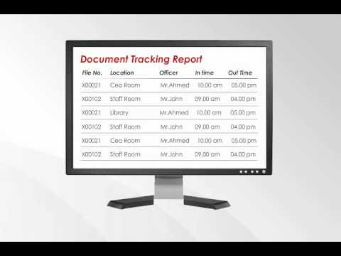document tracking system thesis