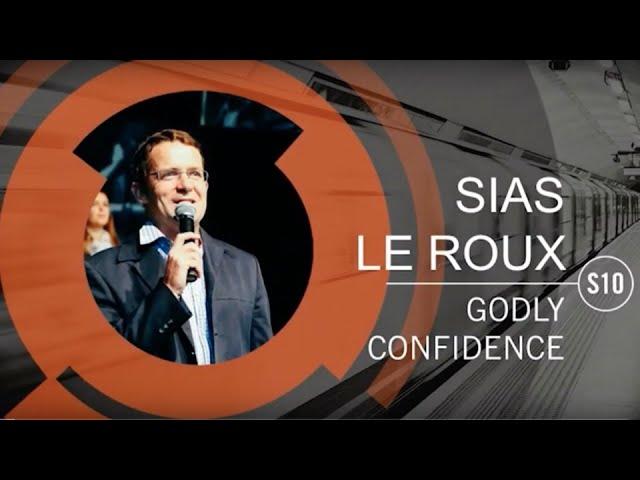 Convergence 2016   Godly Confidence   Sias le Roux