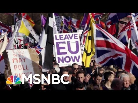 What Does Brexit Say About The State Of Western Democracy? | MTP Daily | MSNBC
