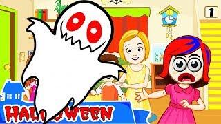 Играем как ТОРГОВЫЙ ЦЕНТР в My Town PEPI HOSPITAL #28 Мультяшная игра для детей детское видео