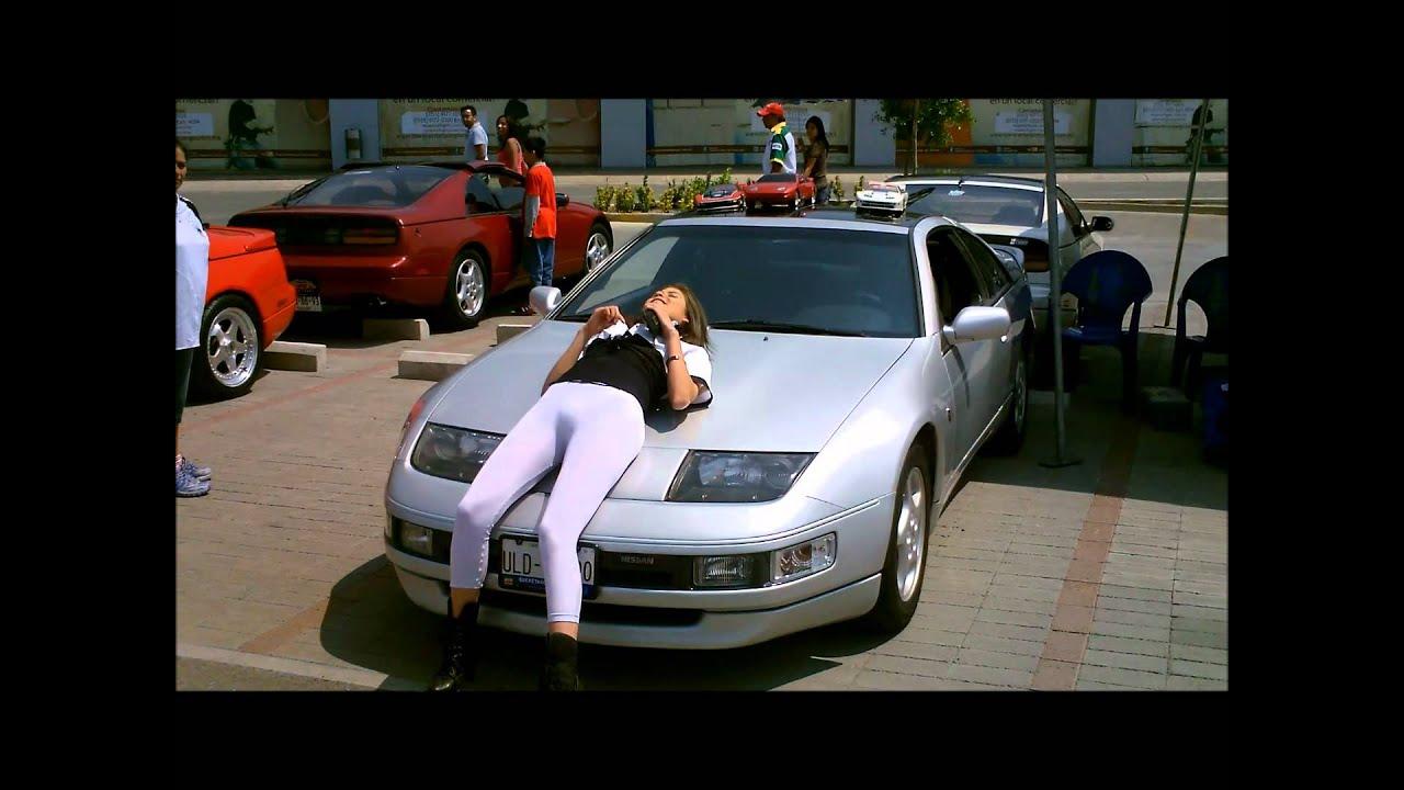 La Z Girl De Club Nissan Z M 233 Xico Del Mes De Mayo Youtube