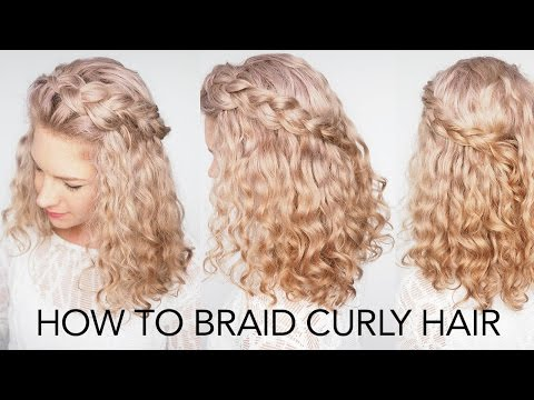 How To Id Curly Hair