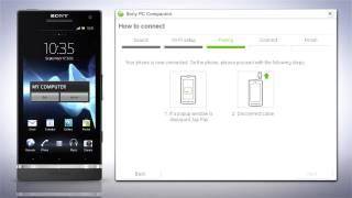 Xperia™ - PC Companion