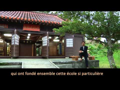 OKINAWA : KARATE Uechi, Shorin, Goju & Kabuki à YOMITAN