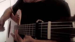 """AYGIZ """" Gitar COVER """" AZERI TÜRKÜ"""