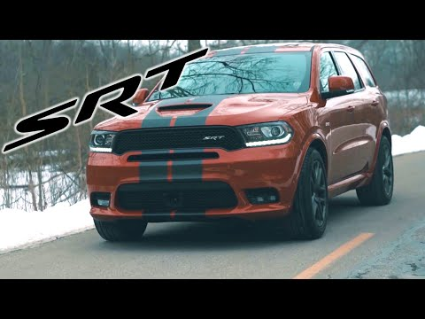 The Coolest Family Vehicle You Can Buy!   Dodge Durango SRT Review