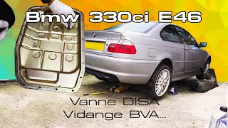 Refreshing a neglected E46 Bmw 330ci EP02