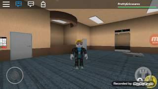 Crazy elevator never but I enter it (ROBLOX)