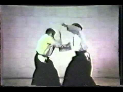 Dan Zan Ryu Jujutsu Professor Pat Browne Pt. 1