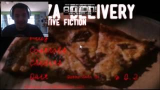 Pizza Delivery ineractive fiction - muy pertubador en la casa embrujada