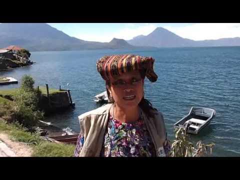 Dolores Ratzan, Lake Atitlan Guatemala guide