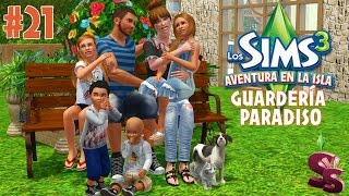 Video Los Sims 3 | Guardería Paradiso | Un ladrón!? Lo que nos faltaba | Ep. 21 download MP3, 3GP, MP4, WEBM, AVI, FLV September 2018