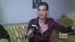Perry Farrell Blasts Record Labels - Beale St Music Festival 2012