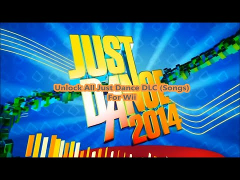 Just Dance Free DLC For Wii [Just Dance 2015 - 2014 - 4 - 3 - 2 ] WAD [PAL+NTSC]