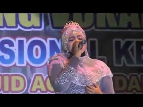 LASQI - JUARA 3 DEWASA PUTRI FESTIVAL BINTANG VOKALIS QASIDAH GAMBUS NASIONAL XIX 2014 PALU SULTENG