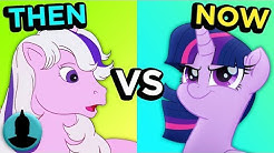 The Evolution of My Little Pony   Channel Frederator