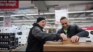 "Celo & Abdi kaufen Haftbefehls ""Russisch Roulette"" (WKMECD)"