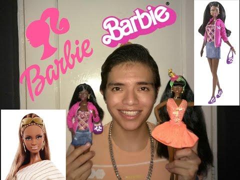 """barbies-afroamericanas---colecciÓn"""