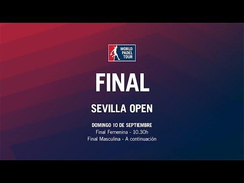 Final Sevilla Open 2017 | World Padel Tour