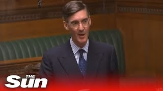Jacob Rees-Mogg's best mom…