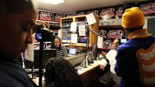 Bump J Rukus100 and Aceito Banks Live Interview On Power 92.3 FM part 1