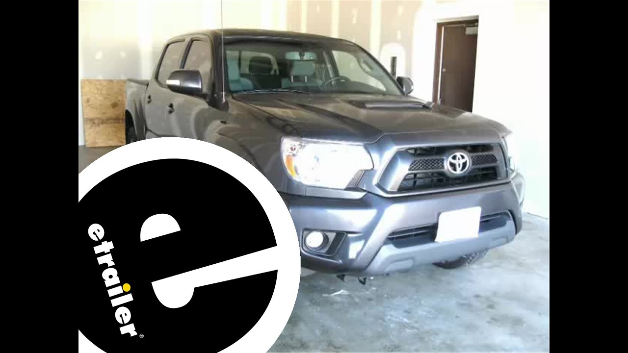 maxresdefault installation of a trailer brake controller on a 2012 toyota tacoma Wiring Harness at edmiracle.co