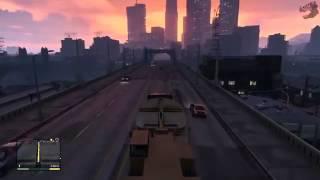 стрельба пистолет в видео игры GTA как прохождение 1080(, 2014-12-18T08:17:25.000Z)