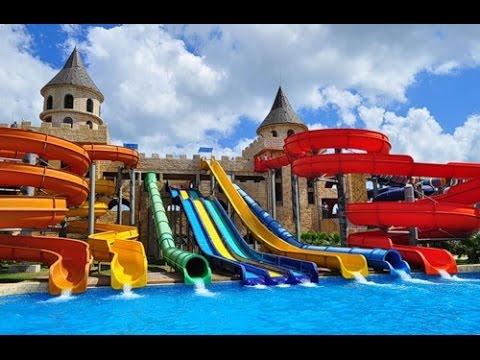9164c3f70e5 Aqua Paradise аквапарк , НЕСЕБЪР - влог 29.08 - лято 2015 - YouTube