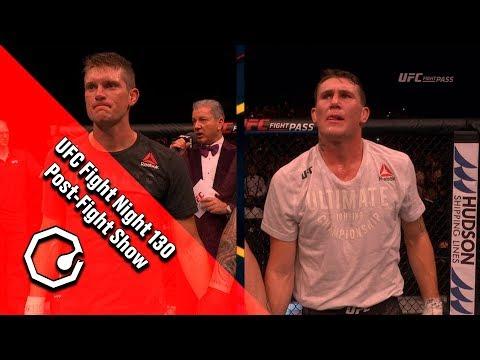 UFC Fight Night 130 Post-Fight Show