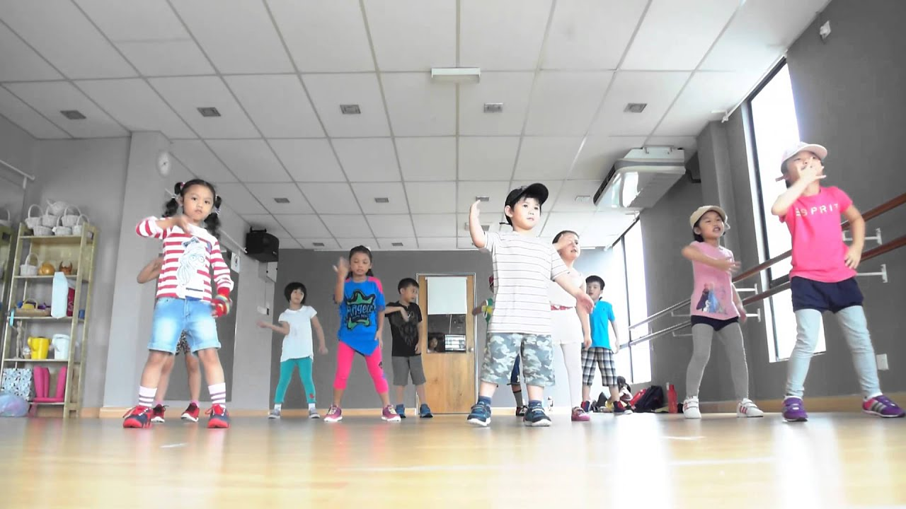 how to teach a hip hop dance class