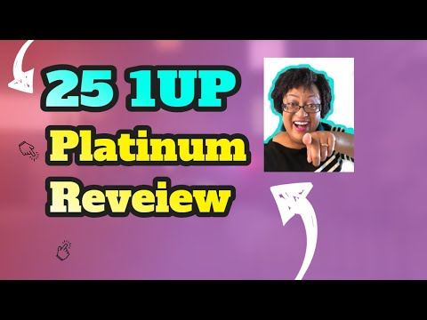 25 Dollar 1UP REVIEW|WHAT IS THE PLATINUM LEVEL?