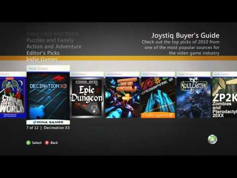Decimation X3: Joystiq