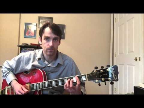 Sean Weaver Plays Maid With The Flaxen Hair For Solo Guitar (Arr. Johnny Smith)