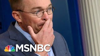 What Mick Mulvaney's Latest Legal Woes Mean For Trump's Impeachment | The 11th Hour | MSNBC