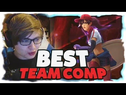 C9 Sneaky | BEST TEAM COMP