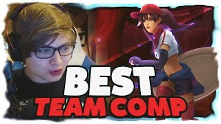 C9 Sneaky | BEST TEAM COMP