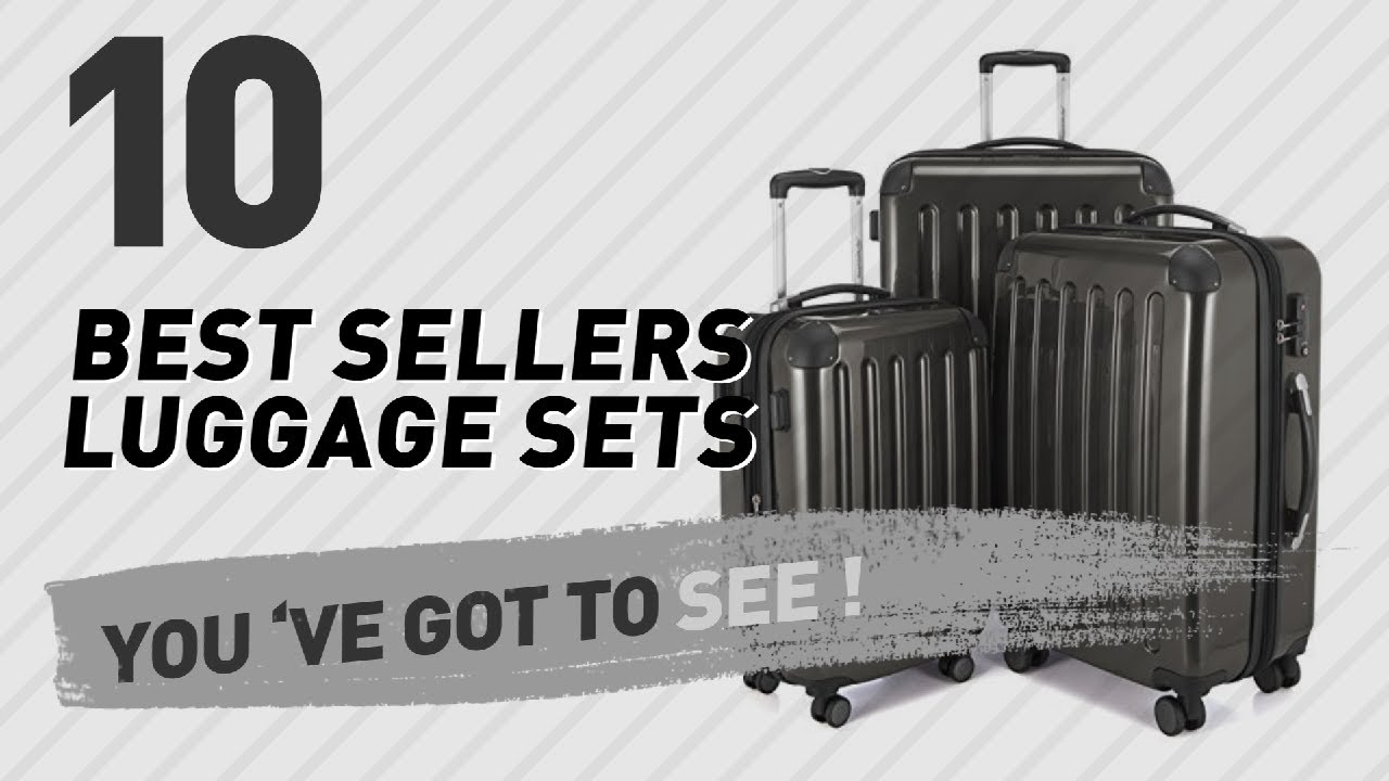 22bf703aa453 Hauptstadtkoffer Luggage Sets // New & Popular 2017