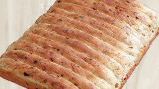Cheese Garlic Bread From Scratch - Ultimate Homemade Italian Bread - Easy Lunch Box Recipe