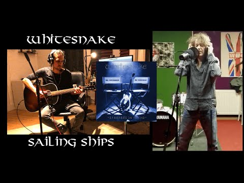 Sailing Ships By Whitesnake , Unplugged Version Cover