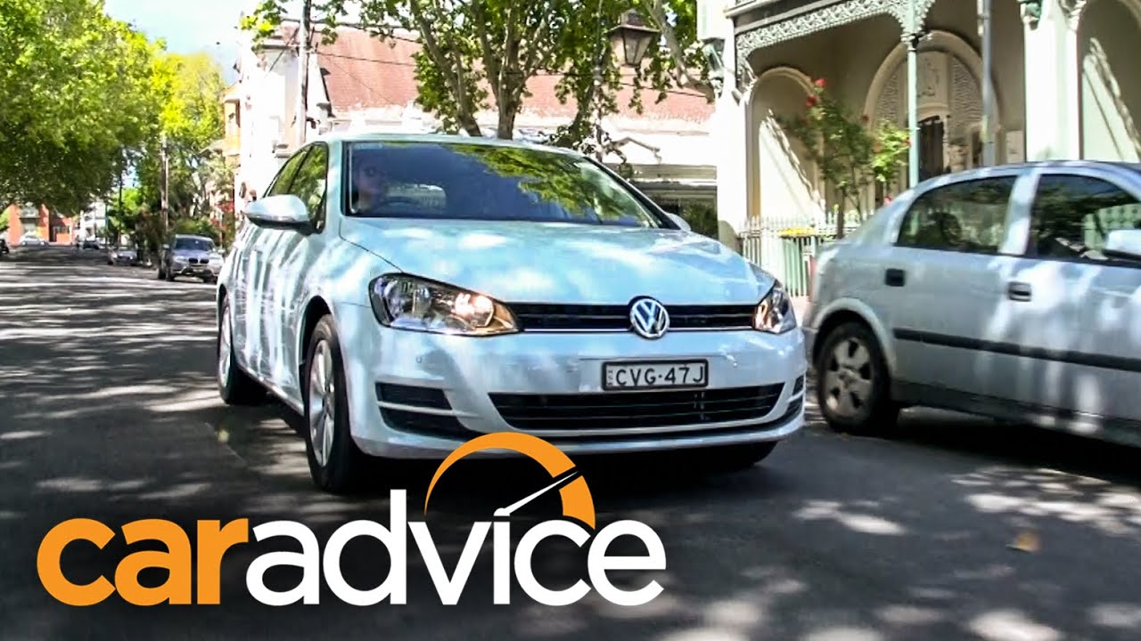 vw golf 90 tsi comfortline review - youtube