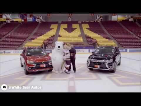 Josh - Polar Bear Mascot Can't Stay on HIs Feet in Hilarious Video