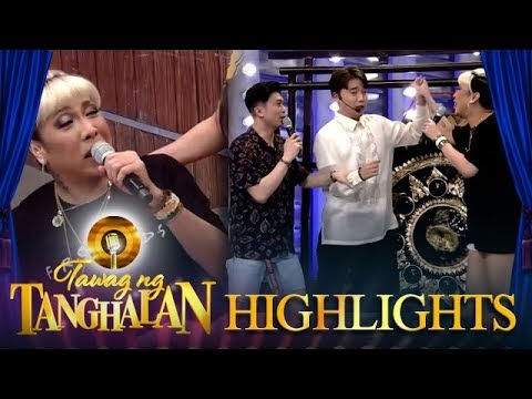 Walang Tatawa challenge with It's Showtime family! | Tawag ng Tanghalan