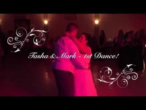 Tasha & Mark Dunn Wedding Dance Fun!