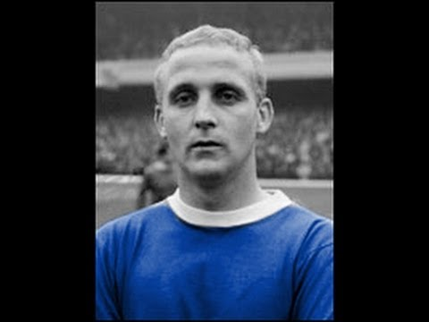 The Golden Vision - Alex Young, Everton FC, 1968