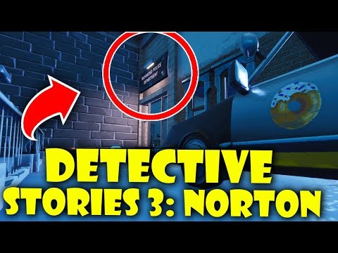 Playing Detective Stories 3: Norton by Wertandrew Fortnite Creative!