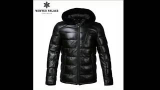 Where to Buy Winter leather jacket