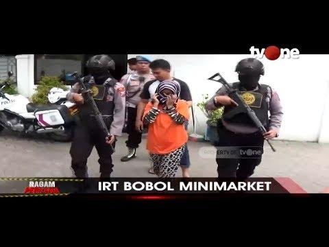 Akibat Terlilit Utang, Ibu Rumah Tangga di Mojokerto Nekat Bobol Minimarket