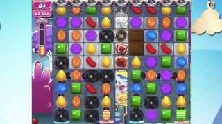 Candy Crush Saga Level 1238 No Booster