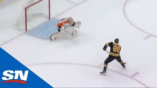 Philadelphia Flyers vs. Boston Bruins| FULL Shootout - Nov. 10, 2019